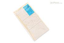 Midori Traveler's Notebook Accessories 007 - Card File - Regular Size - MIDORI 14301-006