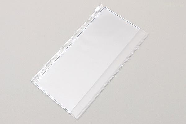 Traveler's Notebook Accessories 008 - Zipper Case - Regular Size - TRAVELER'S 14302006