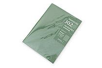 Midori Traveler's Notebook Refill - Passport Size - Grid - MIDORI 14314-006