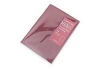 Midori Traveler's Notebook Refill - Passport Size - Blank DP Paper - MIDORI 14315-006