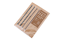 Midori Traveler's Notebook Accessories - Connecting Bands - Passport Size - Set of 4 - MIDORI 14335-006
