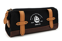 Raymay Tote Pen Case - Black - RAYMAY FY316 B