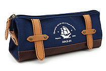 Raymay Tote Pen Case - Navy - RAYMAY FY316 K