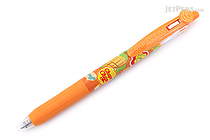 Zebra Limited Edition Sarasa Clip Chupa Chups Scented Gel Pen - 0.5 mm - Mango - Orange - ZEBRA JJ29-CC-OR