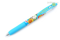 Zebra Limited Edition Sarasa Clip Chupa Chups Scented Gel Pen - 0.5 mm - Vanilla - Light Blue - ZEBRA JJ29-CC-LB