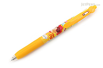 Zebra Limited Edition Sarasa Clip Chupa Chups Scented Gel Pen - 0.5 mm - Pudding - Yellow - ZEBRA JJ29-CC-Y
