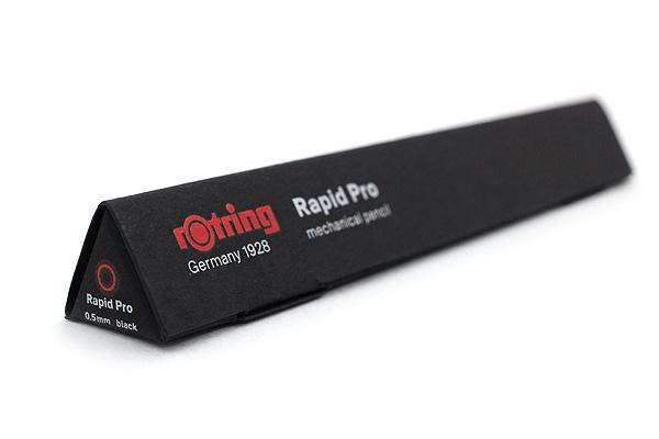 Rotring Rapid Pro Drafting Pencil - 0.5 mm - Black Body - ROTRING 1904258