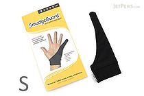 SmudgeGuard SG1 1-Finger Glove - Cool Black - Small - SMUDGE GUARD SG1-CB-S