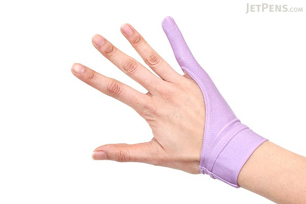 SmudgeGuard SG1 1-Finger Glove - Sweet Lavender - Small - SMUDGE GUARD SG1-SL-S