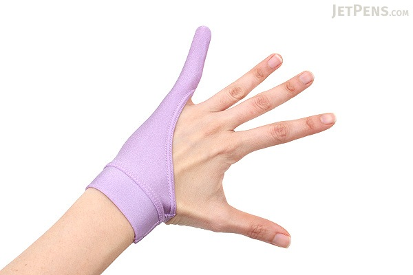 SmudgeGuard SG1 1-Finger Glove - Sweet Lavender - Extra Small - SMUDGE GUARD SG1-SL-XS