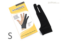 SmudgeGuard2 SG2 2-Finger Glove - Cool Black - Small - SMUDGE GUARD SG2-CB-S