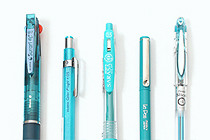 Favorite Teal or Turquoise Color Pens and Pencils