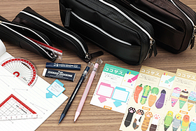 New Products: Carbonium Pen Cases, Test-Taking Tools, Rulers, Page Markers, and More!