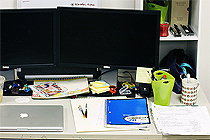Workspace Makeover: JetPens Edition