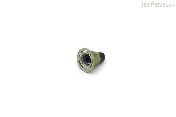 Pilot FriXion Ball 4 Wood Rubber Eraser Replacement - Dark Green - PILOT LFBFRU23-DG