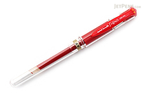 Uni-ball Signo Broad UM-153 Gel Pen - Red Ink - UNI UM153.15