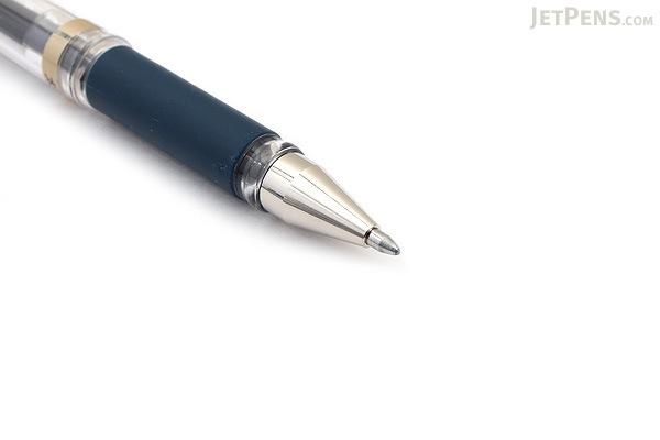 Uni-ball Signo Broad UM-153 Gel Pen - Blue Black Ink - UNI UM153.64