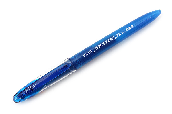 Pilot Multi Ball Rollerball Pen - Fine - Light Blue - PILOT LM-10F-LB