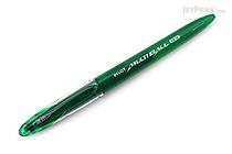 Pilot Multi Ball Rollerball Pen - Fine - Green - PILOT LM-10F-G