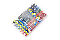 Pilot Multi Ball Rollerball Pen - Fine - 7 Color Set - PILOT LM-70F-7C