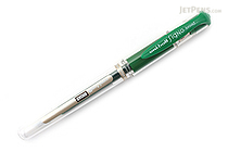 Uni-ball Signo Broad UM-153 Gel Pen - Green Ink - UNI UM-153 GREEN
