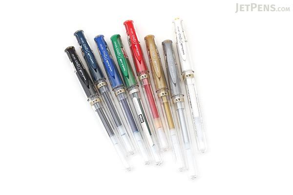 Uni-ball Signo Broad UM-153 Gel Pen - Silver Ink - UNI UM153.26