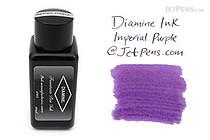 Diamine Imperial Purple Ink - 30 ml Bottle - DIAMINE INK 3005