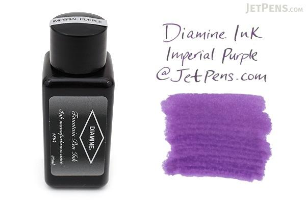 Diamine Imperial Purple Ink - 30 ml Bottle - DIAMINE INK 3005