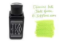 Diamine Fountain Pen Ink - 30 ml - Jade Green - DIAMINE INK 3029