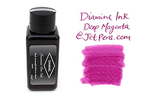 Diamine Deep Magenta Ink - 30 ml Bottle - DIAMINE INK 3030