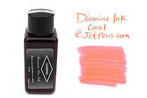 Diamine Fountain Pen Ink - 30 ml - Coral - DIAMINE INK 3041