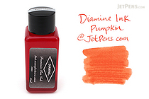 Diamine Pumpkin Ink - 30 ml Bottle - DIAMINE INK 3054