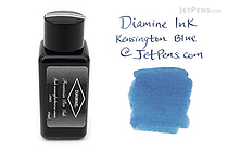 Diamine Kensington Blue Ink - 30 ml Bottle - DIAMINE INK 3058