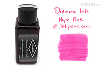 Diamine Hope Pink Ink - 30 ml Bottle - DIAMINE INK 3059