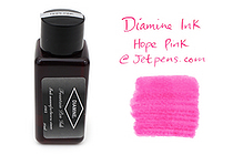 Diamine Fountain Pen Ink - 30 ml - Hope Pink - DIAMINE INK 3059