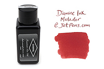 Diamine Fountain Pen Ink - 30 ml - Matador (Red) - DIAMINE INK 3094