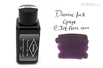 Diamine Grape Ink - 30 ml Bottle - DIAMINE INK 3096