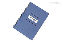 Apica Wizard Notebook - Semi B5 - 6.5 mm Rule - Blue - APICA SW13B