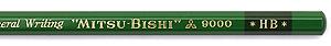 Uni Mitsubishi 9000 Pencils