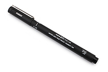 Uni Pin Pen - 005 Pigment Ink - 0.05 mm - Black Ink - UNI PIN-005.24