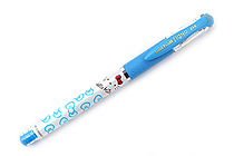 Uni-ball Signo Limited Edition Hello Kitty Gel Pen - 0.38 mm - Light Blue - UNI UM181KT.RLB