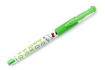 Uni-ball Signo Limited Edition Hello Kitty Gel Pen - 0.38 mm - Lime Green - UNI UM181KT.RLG