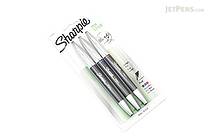 Sharpie Grip Pen - Fine Point - 3 Color Set - SHARPIE 1758054