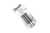 Sharpie Grip Pen - Fine Point - 3 Color Set - SANFORD 1758054