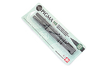 Sakura Pigma Professional Brush Pen - Medium - Black - Pack of 2 - SAKURA 50026
