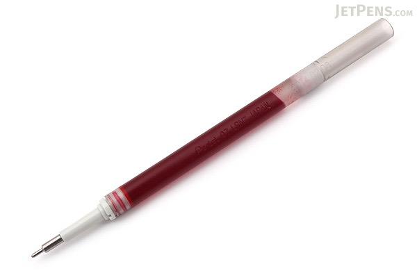 Pentel EnerGel LRN7 Needle-Point Gel Pen Refill - 0.7 mm - Red - PENTEL LRN7-B