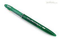Pilot Multi Ball Rollerball Pen - Medium - Green - PILOT LM-10M-G