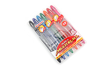 Pilot Multi Ball Rollerball Pen - Medium - 7 Color Set - PILOT LM-70M-7C