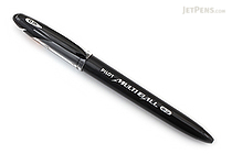 Pilot Multi Ball Rollerball Pen - Medium - Black - PILOT LM-10M-B