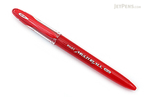 Pilot Multi Ball Rollerball Pen - Medium - Red - PILOT LM-10M-R